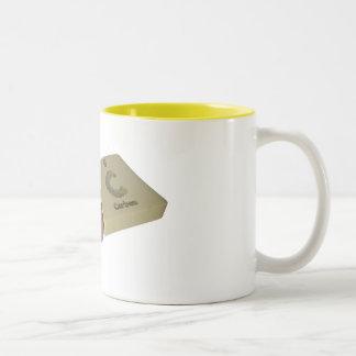 Sec as Se Selenium and C Carbon Coffee Mug
