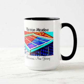 Secaucus New Jersey Harmon Meadow Coffee Mug