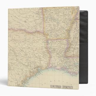 Sección central del sur de Estados Unidos
