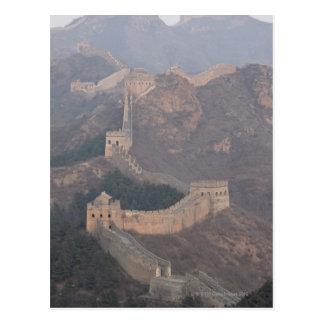 Sección de Jinshanling, Gran Muralla de China Tarjetas Postales