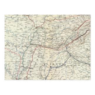 Sección de los E.E.U.U. de Colton Tarjetas Postales