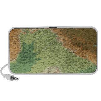 Sección del noroeste de la India iPod Altavoz