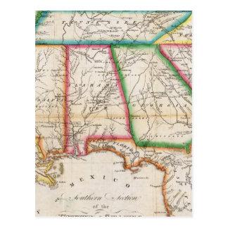 Sección del sur de los Estados Unidos Postales
