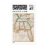 Sección del sur de los Estados Unidos Timbre Postal