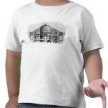 Sección representativa del chalet Rotonda cerca Camisetas