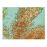 Sección septentrional de Escocia Postal