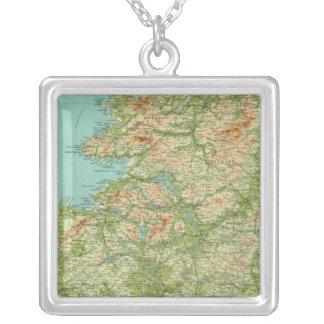 Sección septentrional de Irlanda Colgante Cuadrado
