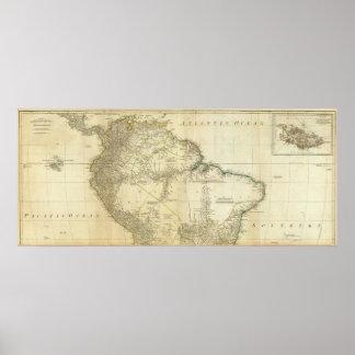 Sección septentrional de Suramérica Impresiones