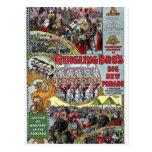 Secciones 1899 Theat retro del desfile de los herm Tarjetas Postales