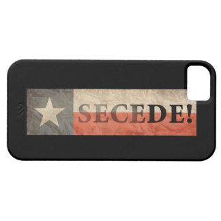¡Secede! iPhone 5 Case-Mate Carcasas
