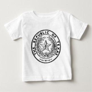 Secede Republic of Texas Baby T-Shirt