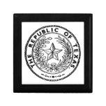 Secede Republic of Texas Gift Box