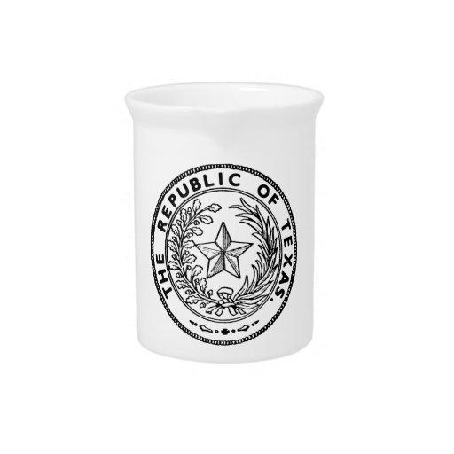 Secede Republic of Texas Pitchers