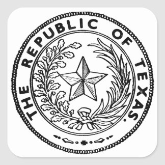 Secede Republic of Texas Sticker