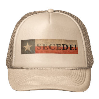 Secede! Trucker Hat