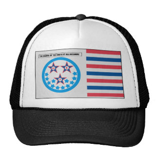 Secession Flag used by Florida - January 10, 1861 Trucker Hat