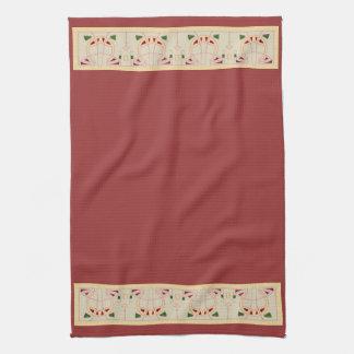 Secessionist Design Dish Towel