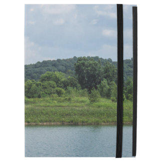 Secluded Pond iPad Case