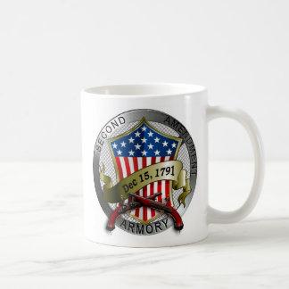 Second Amendment Armory Coffee Mug