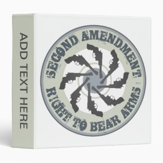 Second Amendment Binder