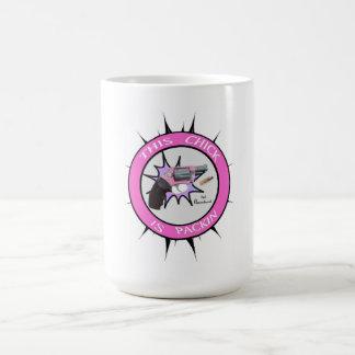 Second Amendment Coffee Mug for the Ladies