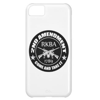 Second Amendment Come And Take It RKBA AR's Case For iPhone 5C