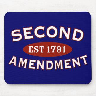 Second Amendment Est. 1791 Mouse Pad