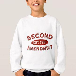 Second Amendment Est 1791 Sweatshirt