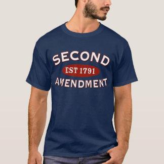 Second Amendment Est 1791 T-Shirt