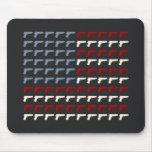Second Amendment Flag Mouse Pad