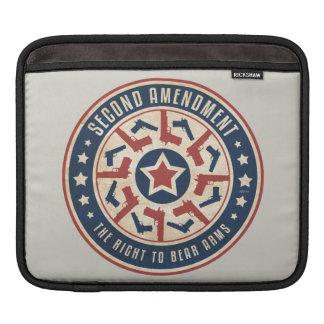 Second Amendment iPad Sleeve