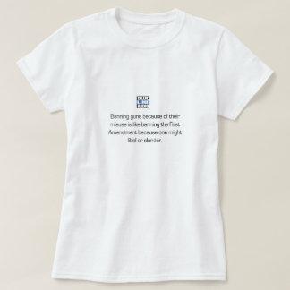 Second Amendment - libel slander T-Shirt