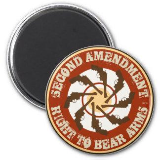 Second Amendment Magnet