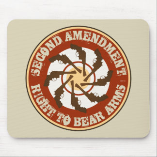 Second Amendment Mouse Pad