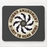 Second Amendment Mousepads