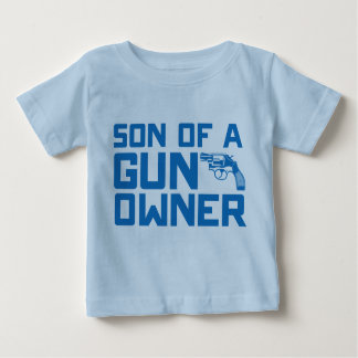 Second Amendment: Son of a gun owner T-shirt