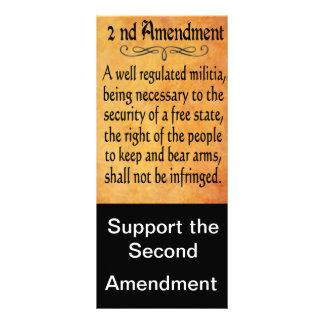 Second Amendment Support cards
