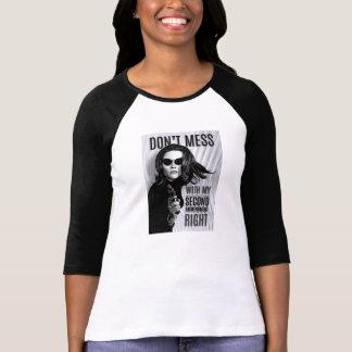 Second amendment woman T-Shirt