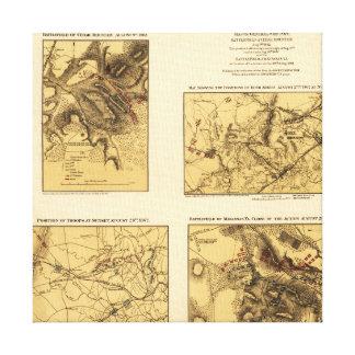 Second Battle of Bull Run 2 Canvas Print