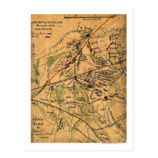 Second Battle of Bull Run Postcard