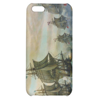 Second Battle of the Virginia Capes iPhone 5C Case