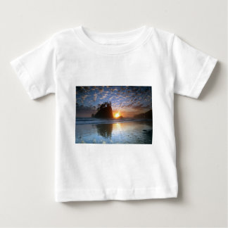 Second Beach, La push, sunset, Baby T-Shirt