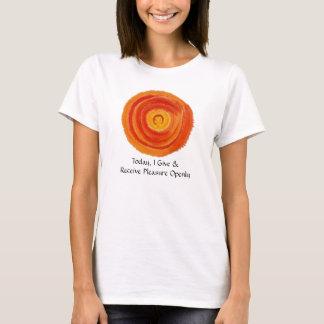 Second Chakra- #2 - Intimacy T-Shirt