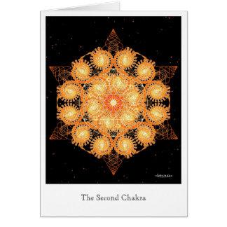 Second Chakra Card