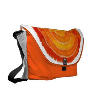 Second Chakra Healing Art #1 Courier Bag