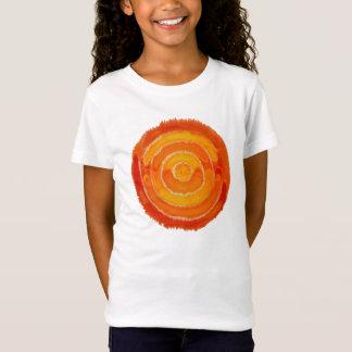 Second Chakra Healing Art #1 T-Shirt