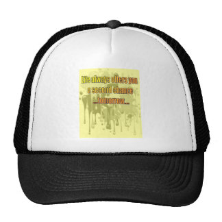 Second chance hat
