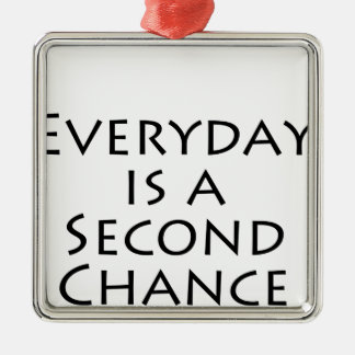 second chance ornaments