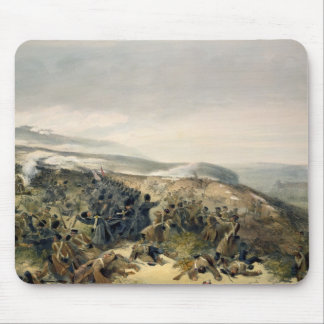 Second Charge of the Guards at Inkerman, 5th Novem Mouse Pad