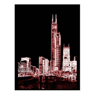 Second City Postcard